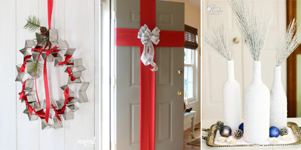12 magnificent christmas decorations you can make yourself - Christmas Decorations To Make Yourself