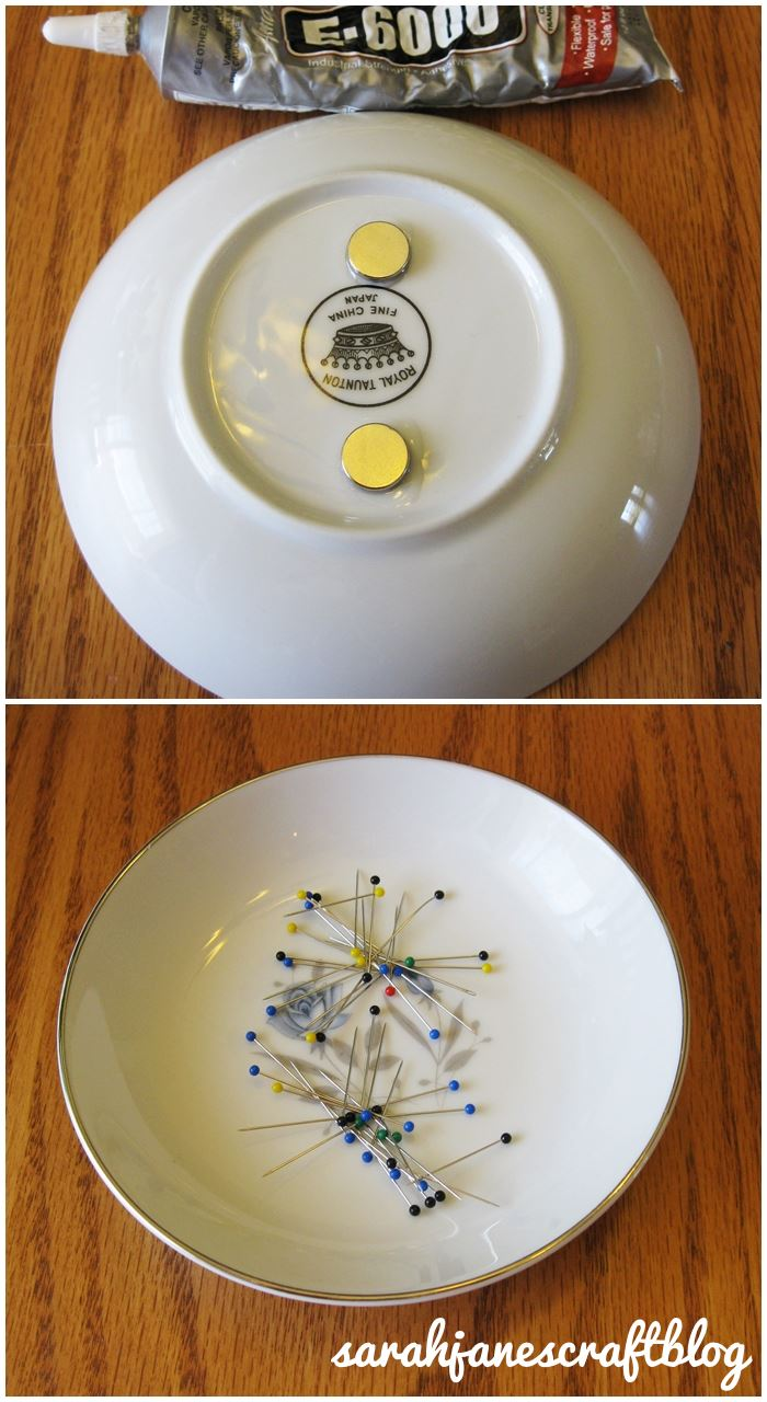 How To Organize Sewing Pins