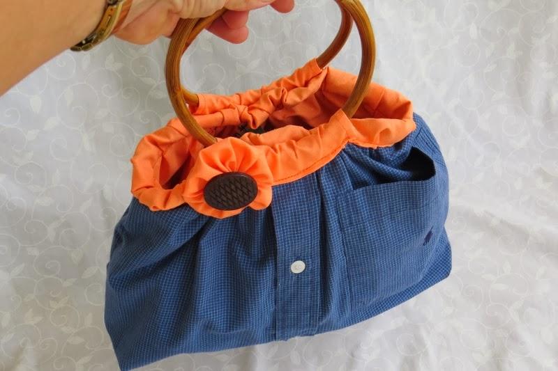 Men's shirt to handbag
