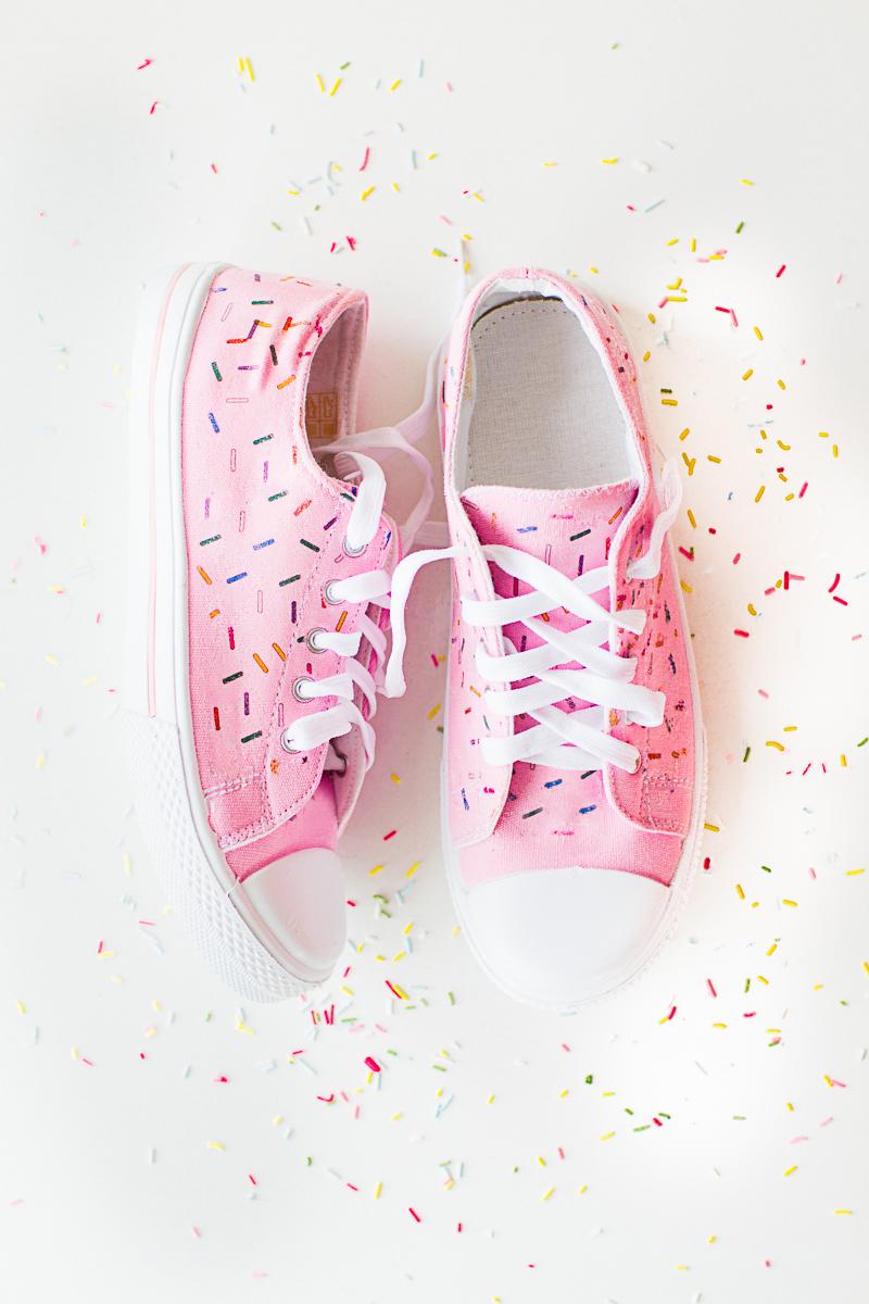 sprinkle sneakers