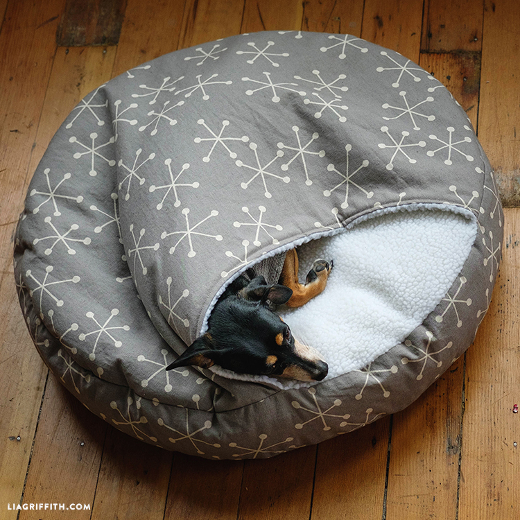 Burrow Dog Bed