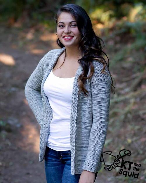 20 Free Crochet Sweater Patterns For Women