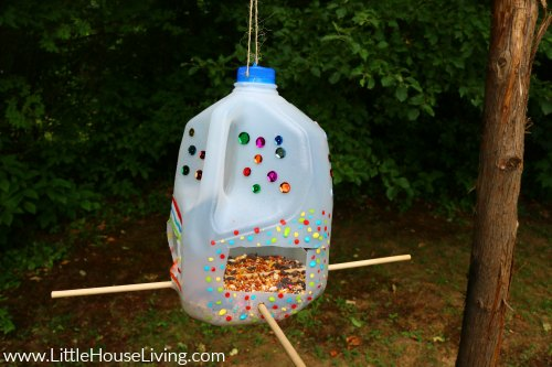20 Easy Diy Bird Feeders That Anyone Can Make