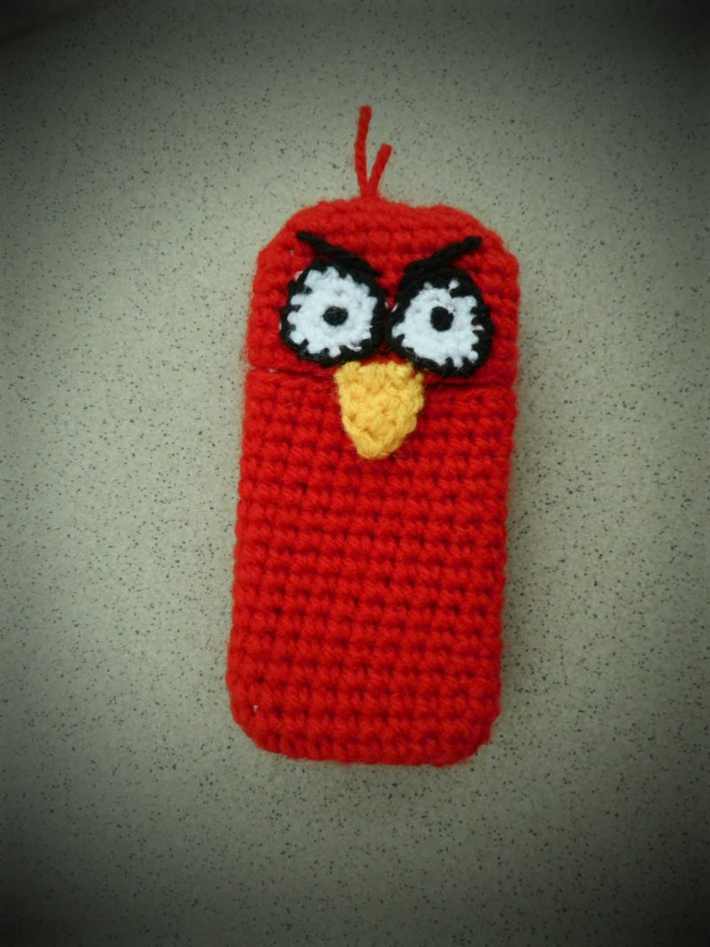 Angry Bird Phone Case