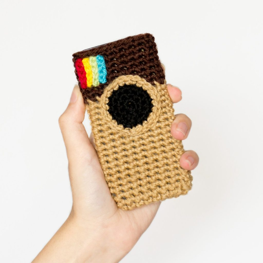 Instagram Inspired Cell Phone Case