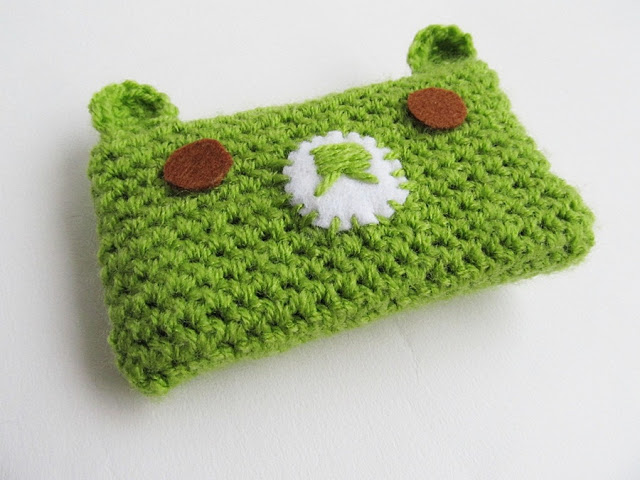 Kawaii Bear Phone Cosy