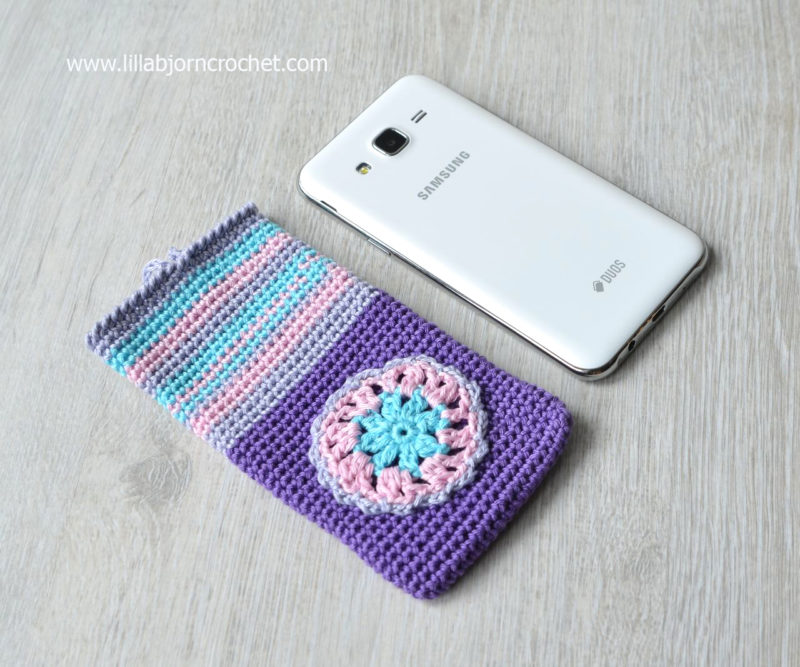 Secret Pearl Phone Cozy