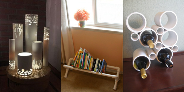 20 Amazing Things To Make With Pvc Pipe