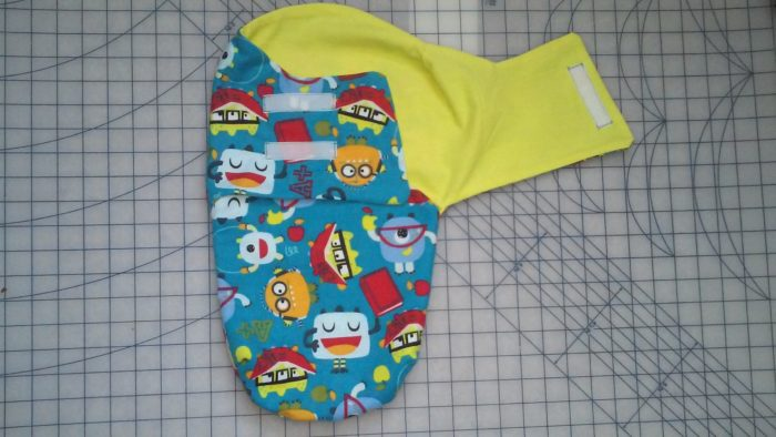 Baby Snuggler Swaddle Wrap