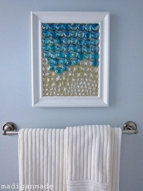 Glass Gem Wall Art
