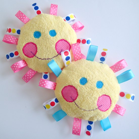 Sunshine Ribbon Toy