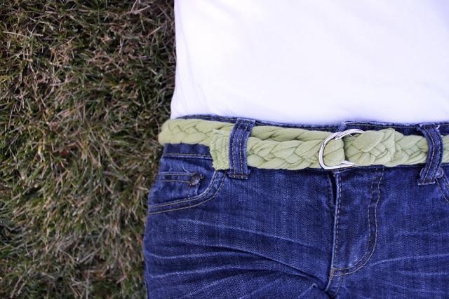 t-shirt belt