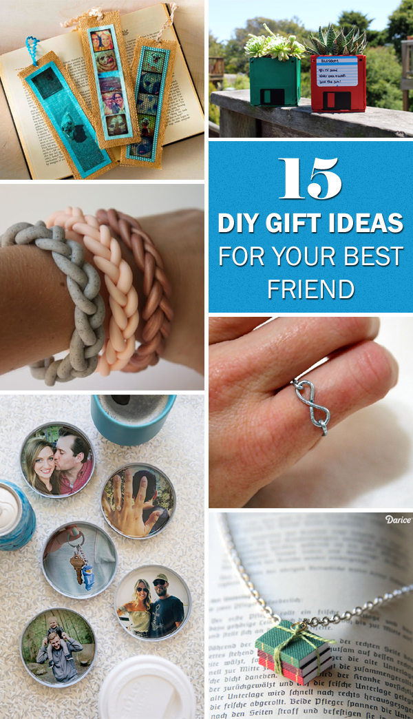 15 Delightful Diy Gift Ideas For Your Best Friend