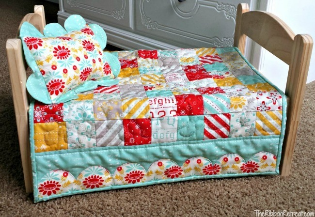 Baby Doll Quilt