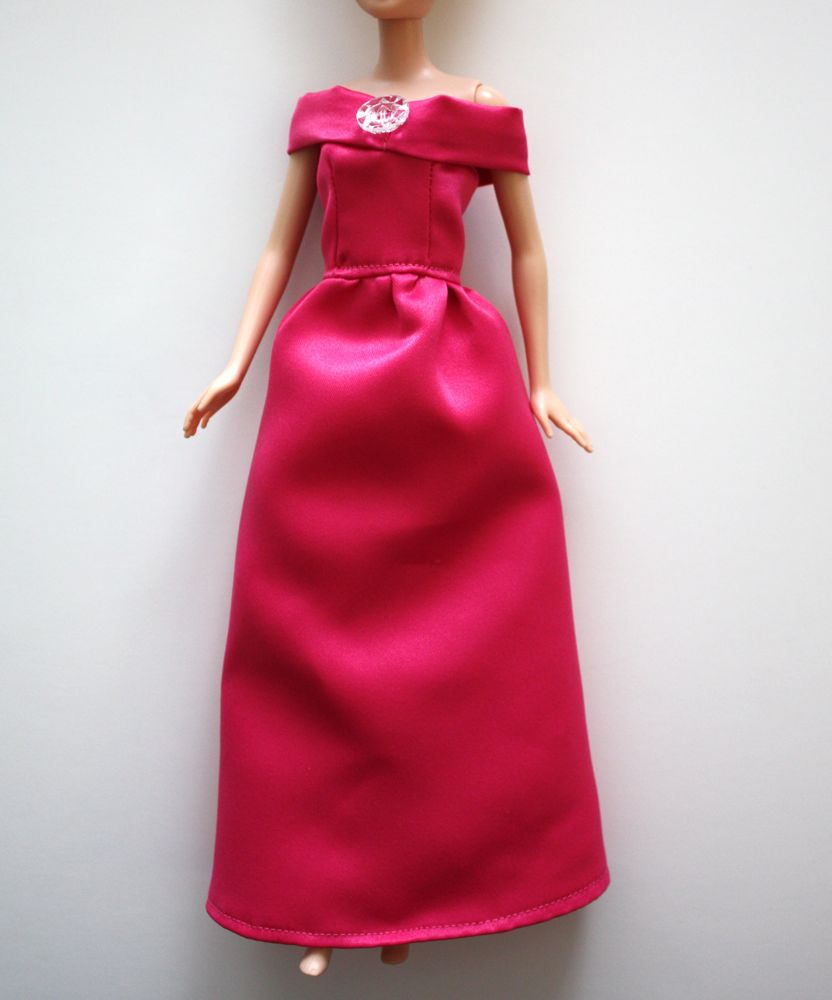 Barbie Ball Gown
