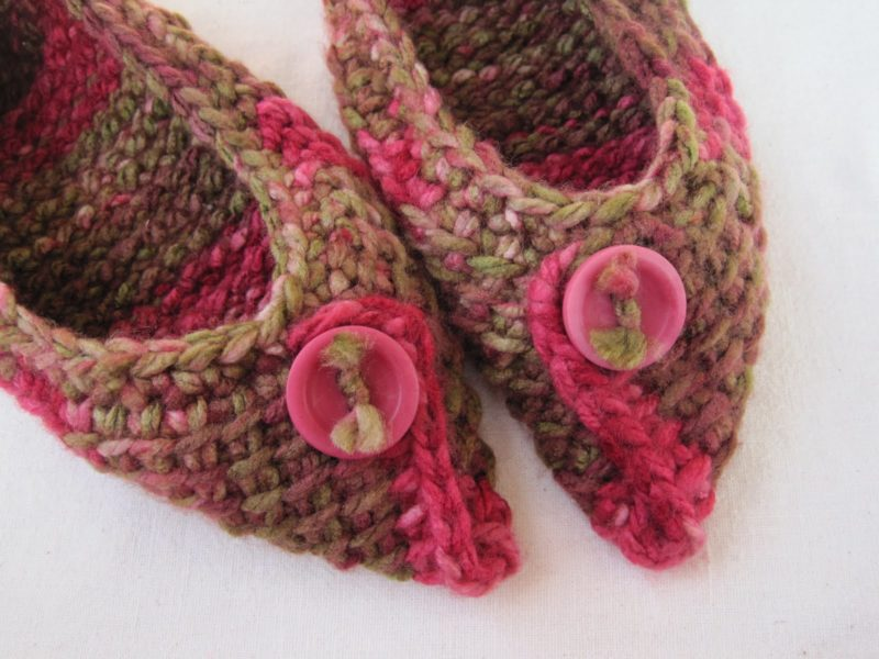 Birchbark Slippers
