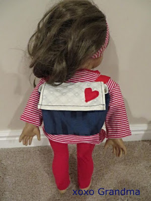 Doll Backpack