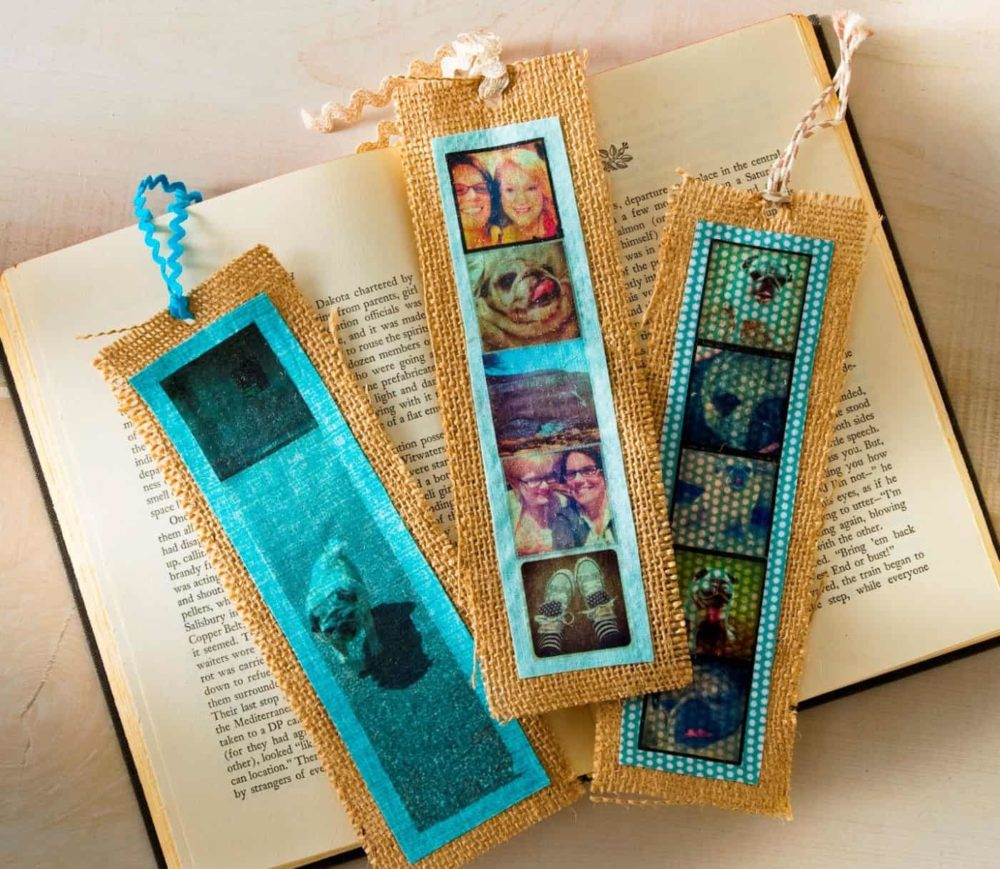 Bookmarks with Photos