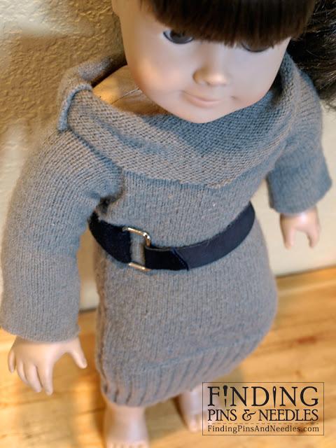 Sleeve Sweater Dress