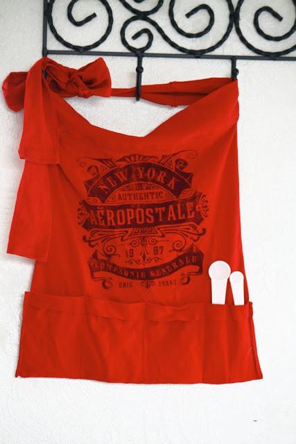 T-Shirt Apron