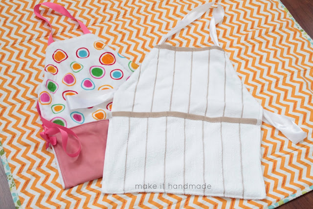 The 20 Minute Reversible Apron