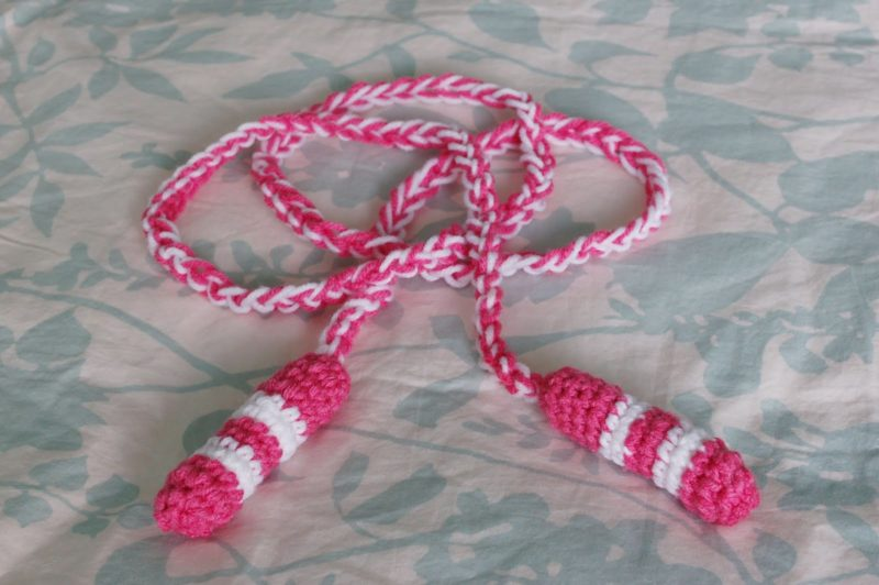 Crochet Toy Jump Rope