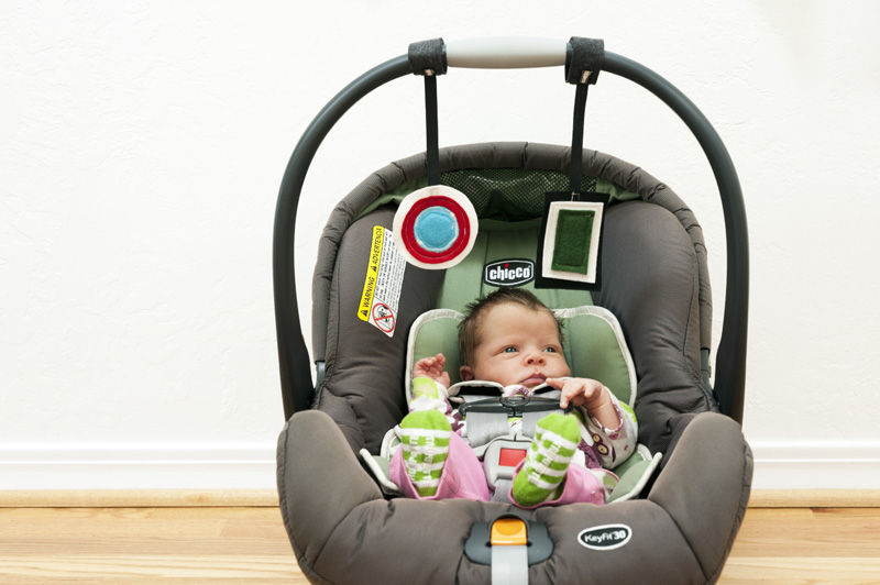 Infant Car Seat and Stroller Toys
