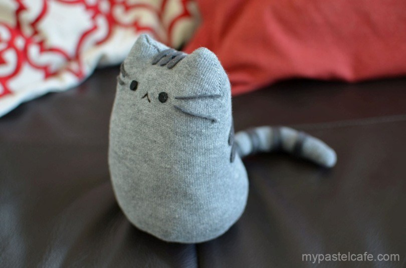 Pusheen Sock Plush