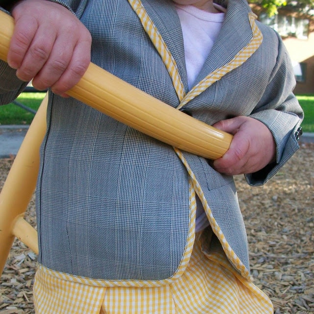 Little Boy Suit Jacket