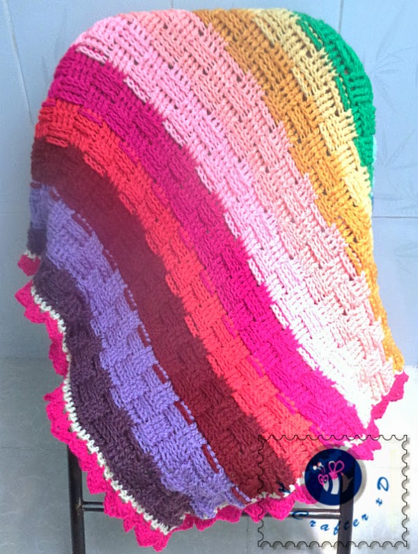 25 Free Crochet Baby Blanket Patterns