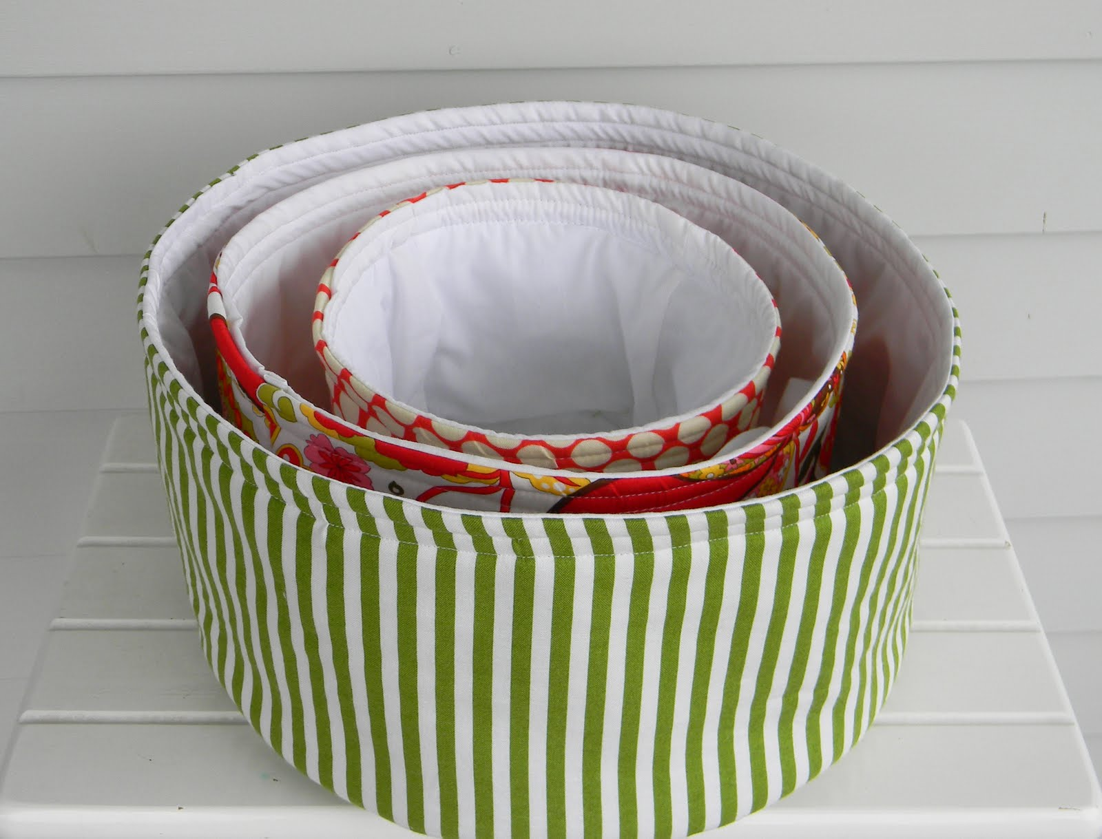 free sewing basket patterns