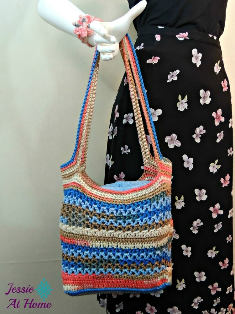 Coastal Paradise Beach Bag