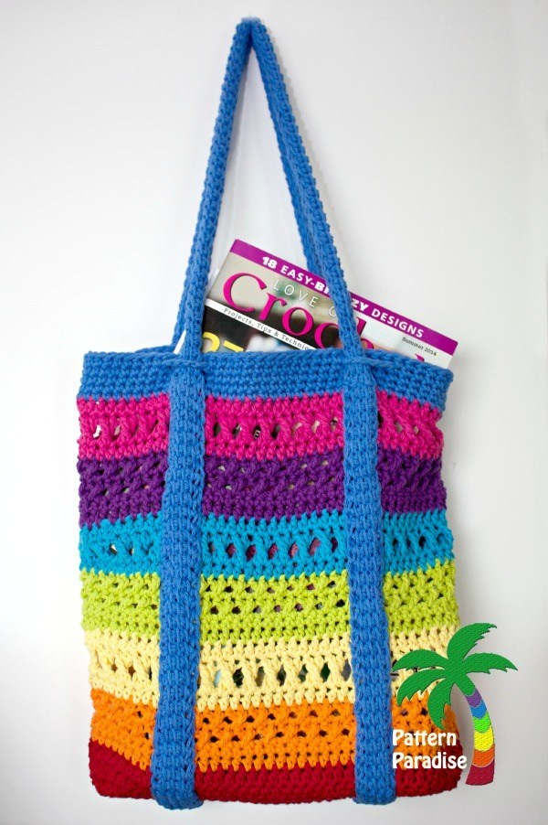 X-Stitch Market Bag