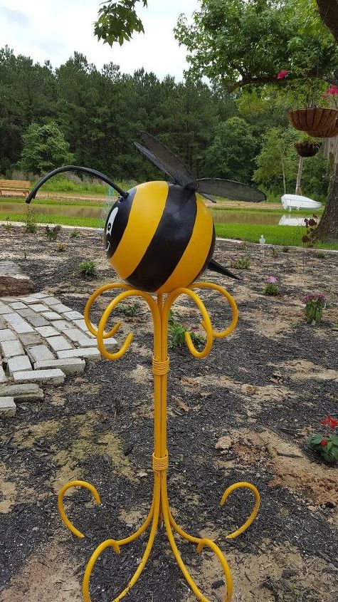 Bumblebee Bowling Ball