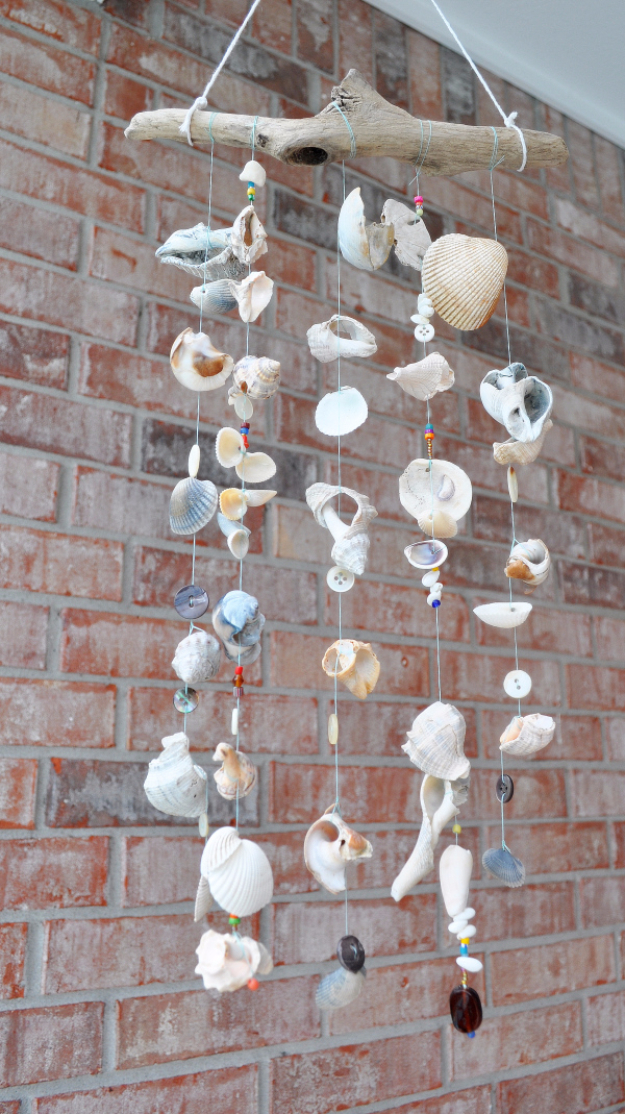 Seashore Wind Chimes
