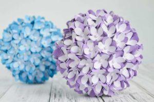 Pomander Flower Balls