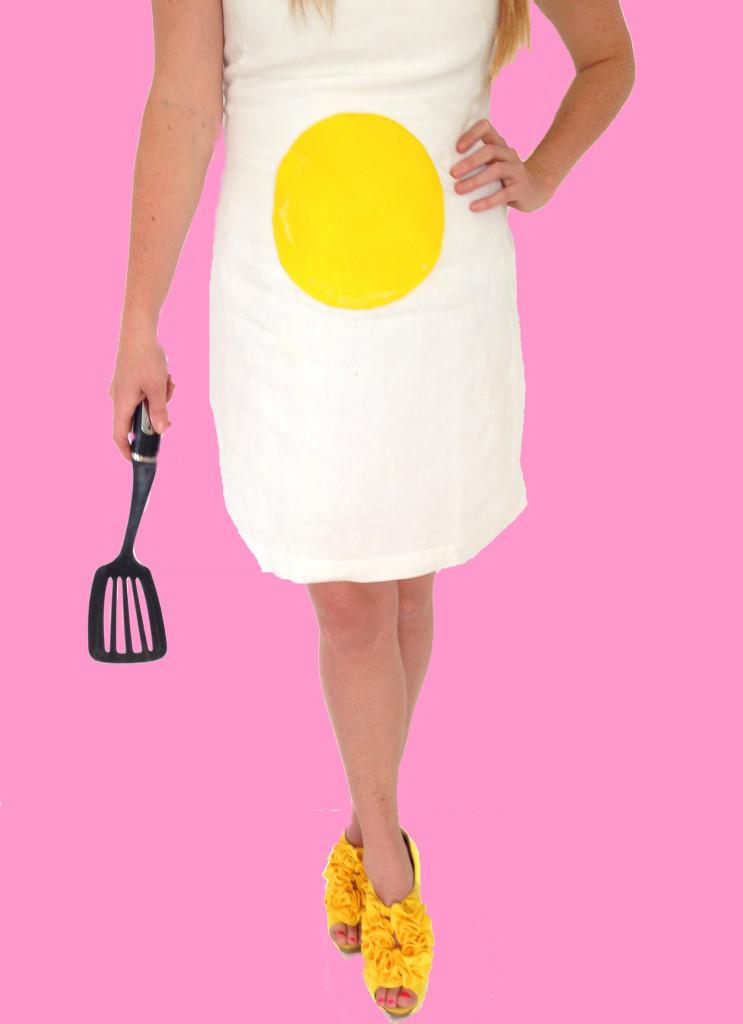 Egg Halloween Costume