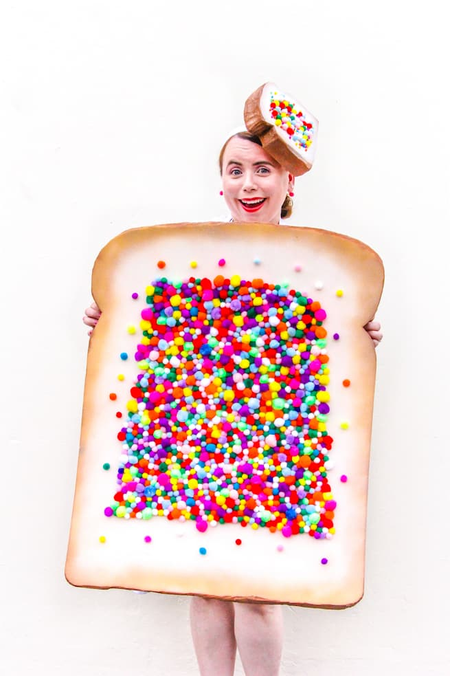 Fairy Bread Halloween Costume