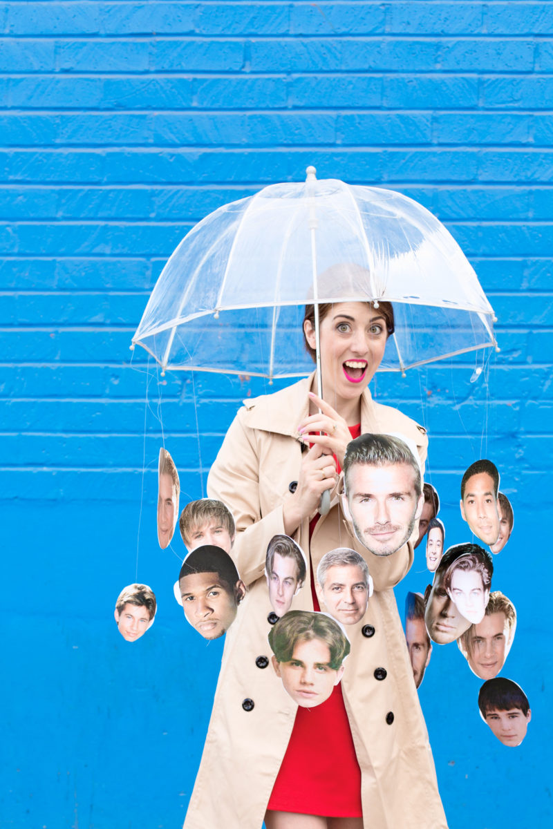 It's Raining Men Costume
