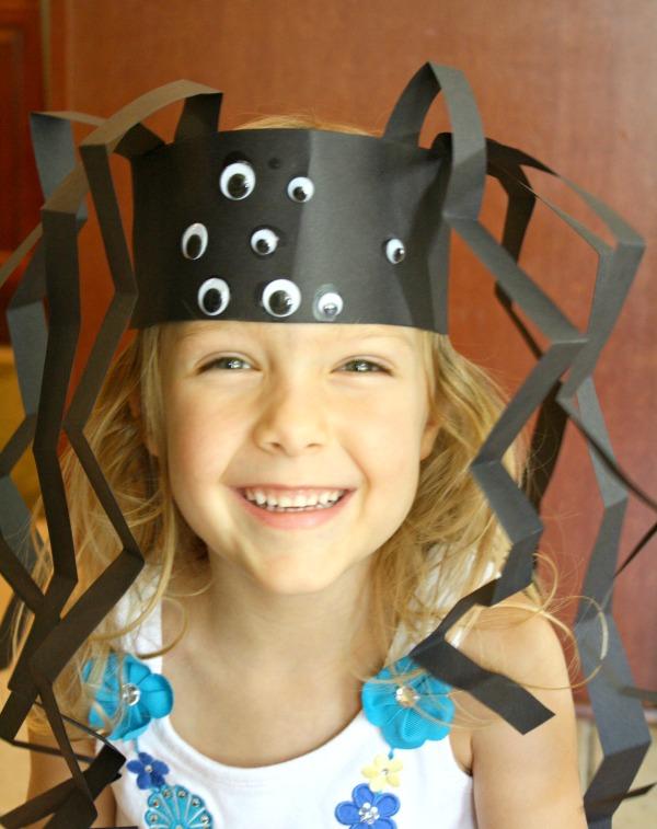 Spider Headband