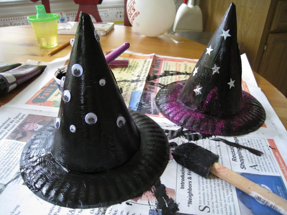 Witches Hats
