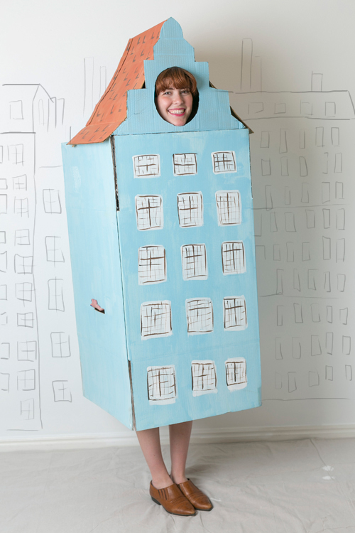 row house costume