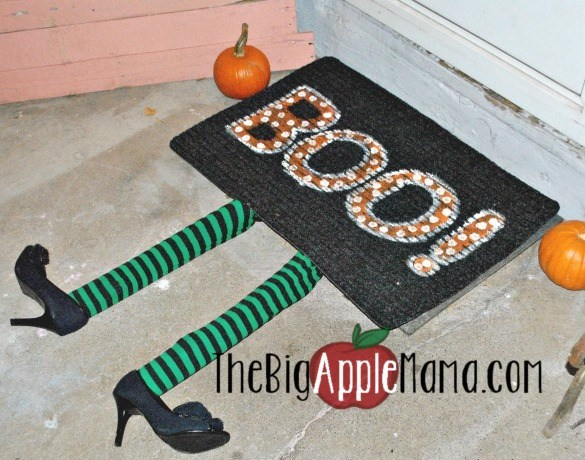 Witch doormat