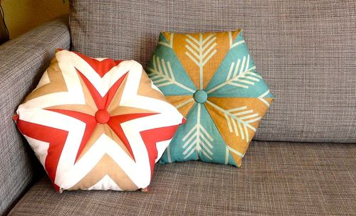 Kaleidoscope Pillows