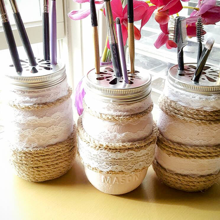 Farmhouse Mason Jars
